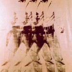 Triple Elvis - Andy Warhol - 1964