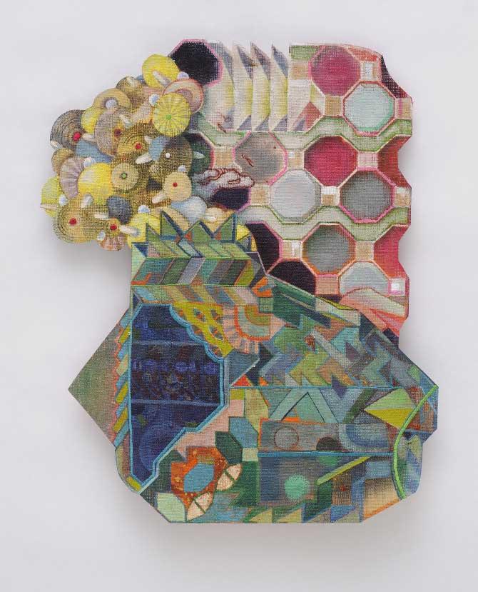 Robert Hardgrave: Painting / Mixed Media 2011