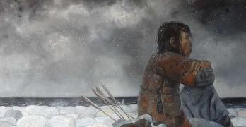Zorikto Dorzhiev: Steppe Story @ Hay Hill Gallery