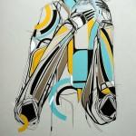 Amose: Painting, Illustration, Street Art