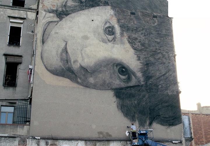 Jorge Rodríguez-Gerada: Urban Art