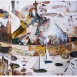 Damien Kamholtz: Boats Like Feathers @ ArtHouse Gallery