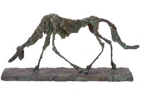 Dog-Alberto-Giacometti-1951.jpg (482×311)