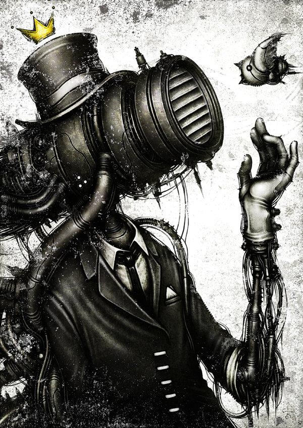 Shingo Matsunuma (Shichigoro): Digital Illustration