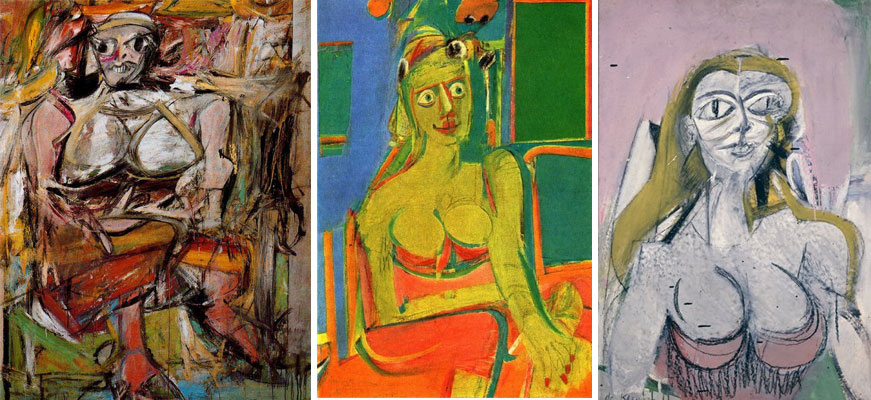 Willem de Kooning: 1904-1997