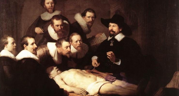 Rembrandt van Rijn: 1606-1669
