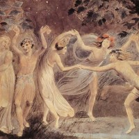 william_blake_-_oberon_titania_and_puck_with_fairies_dancing