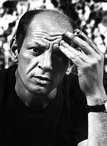 Jackson Pollock portrait