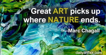Art Quotes — #3