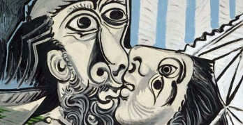 Images of Lovers in Art: 50 Ways to Paint Your Lover