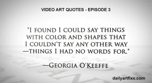 Video Art Quotes: Episode 3