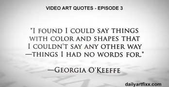Video Art Quotes: Episode 3