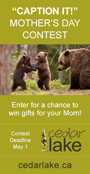 Mother's Day Contest