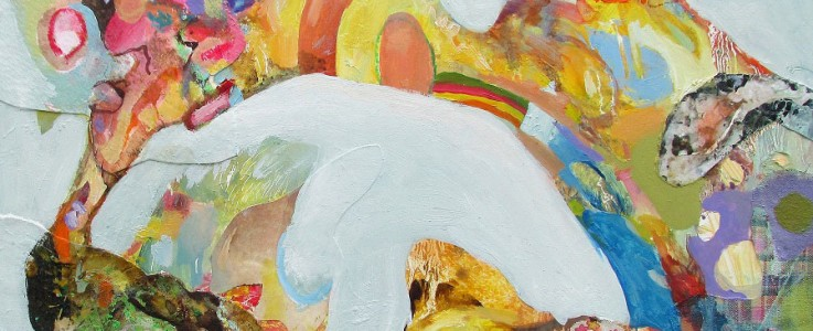 James Oberschlake: Painting / Mixed Media