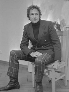 Robert Rauchenberg portrait