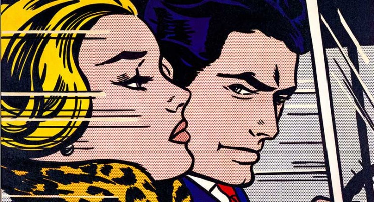 Roy Lichtenstein: 1923-1997
