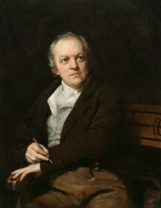 Portrait of William Blake by Thomas Phillips (1807)