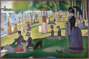 Video: Georges Seurat, A Sunday on La Grande Jatte (SmartHistory)