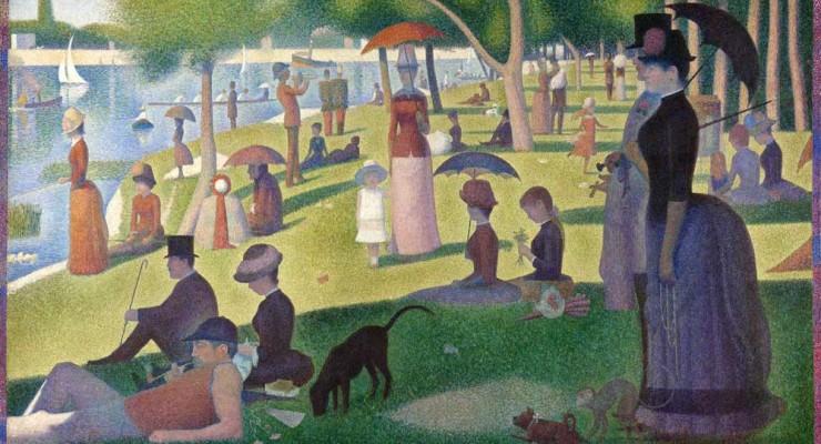 Video: Georges Seurat, A Sunday on La Grande Jatte (SmartHistory)