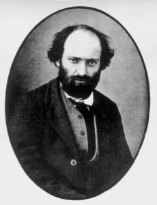 Paul Cezanne Portrait