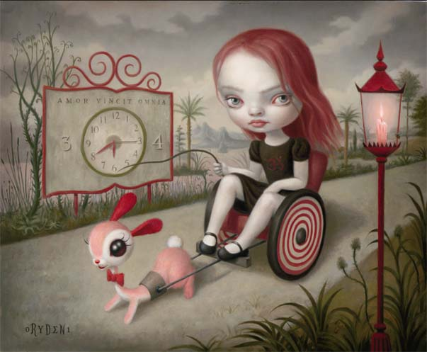 beautifully disturbing mark ryden daily art fixx. Black Bedroom Furniture Sets. Home Design Ideas