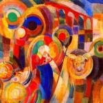 Market-at-Minho - Sonia Delaunay-1915