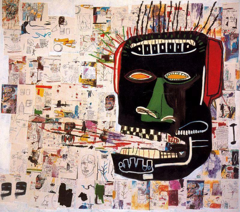 Jean-Michel Basquiat: 1960-1988