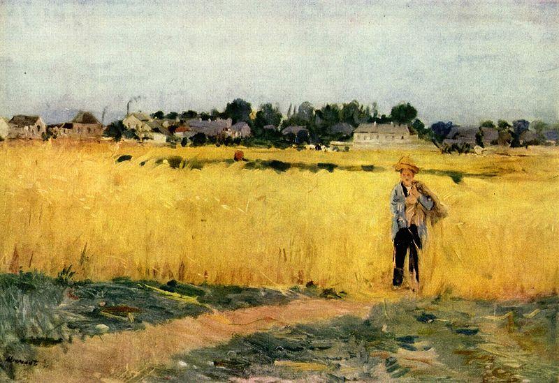 Berthe Morisot: 1841-1895