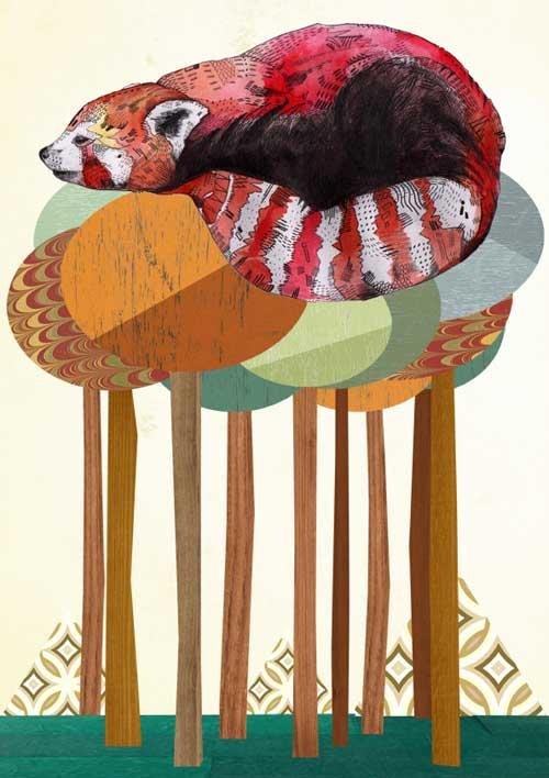 Sandra Dieckmann: Illustration